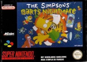 The Simpsons: Bart's Nightmare per Super Nintendo Entertainment System