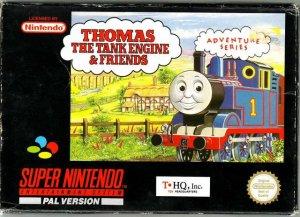 Thomas the Tank Engine & Friends per Super Nintendo Entertainment System