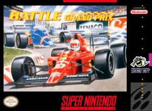 Battle Grand Prix per Super Nintendo Entertainment System