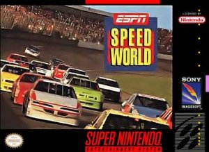 ESPN Speed World per Super Nintendo Entertainment System