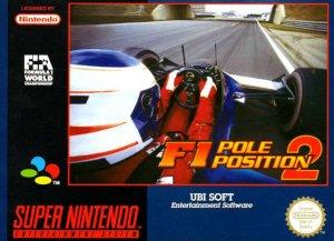 F1 Pole Position 2 per Super Nintendo Entertainment System