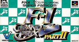 F-1 Grand Prix Part 2 per Super Nintendo Entertainment System