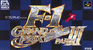 F-1 Grand Prix Part 3 per Super Nintendo Entertainment System