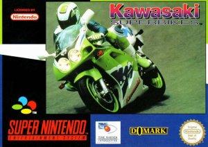 Kawasaki Superbike Challenge per Super Nintendo Entertainment System