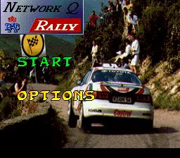 Network Q Rally per Super Nintendo Entertainment System