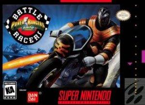 Power Rangers Zeo: Battle Racers per Super Nintendo Entertainment System