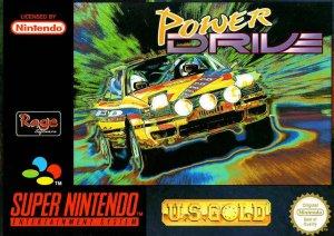 Power Drive per Super Nintendo Entertainment System