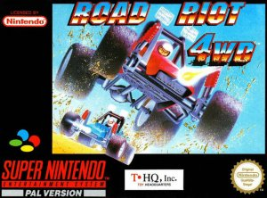 Road Riot 4WD per Super Nintendo Entertainment System