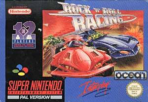 Rock N' Roll Racing per Super Nintendo Entertainment System