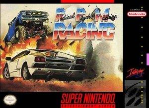RPM: Radical Psycho Machine Racing per Super Nintendo Entertainment System
