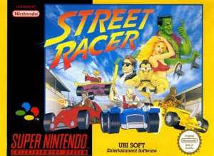 Street Racer per Super Nintendo Entertainment System