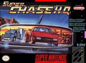 Super Chase HQ per Super Nintendo Entertainment System