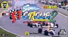 Super F1 Circus 2 per Super Nintendo Entertainment System