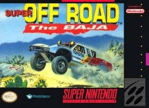 Super Off Road: The Baja per Super Nintendo Entertainment System