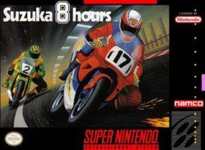 Suzuka 8 Hours per Super Nintendo Entertainment System