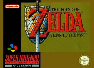 The Legend of Zelda: A Link to the Past per Super Nintendo Entertainment System