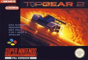 Top Gear 2 per Super Nintendo Entertainment System