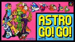 Uchuu Race: Astro Go! Go! per Super Nintendo Entertainment System