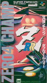 Zero 4 Champ RR-Z per Super Nintendo Entertainment System