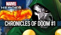 "Marvel Heroes - Motion Comic ""Chronicles of Doom"", prima parte"