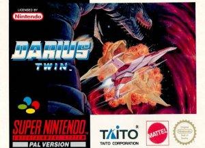Darius Twin per Super Nintendo Entertainment System