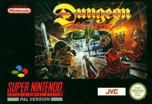 Dungeon Master per Super Nintendo Entertainment System