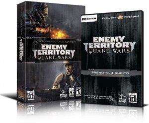 Enemy Territory: Quake Wars per PC Windows