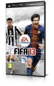 FIFA 13 per PlayStation Portable