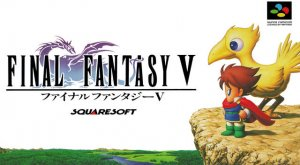 Final Fantasy V per Super Nintendo Entertainment System