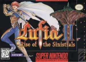Lufia II: Rise of the Sinistrals per Super Nintendo Entertainment System