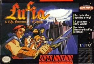 Lufia & The Fortress of Doom per Super Nintendo Entertainment System