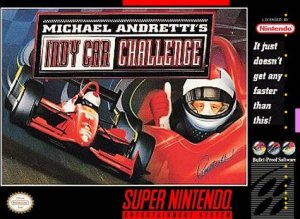 Michael Andretti Indy Car Challenge per Super Nintendo Entertainment System