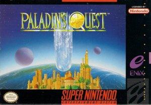 Paladin's Quest per Super Nintendo Entertainment System