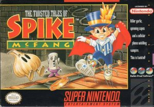 The Twisted Tales of Spike McFang per Super Nintendo Entertainment System