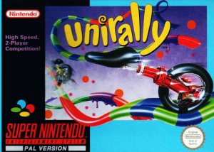 Unirally per Super Nintendo Entertainment System