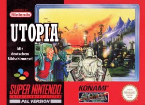 Utopia per Super Nintendo Entertainment System