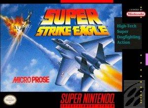 Super Strike Eagle per Super Nintendo Entertainment System