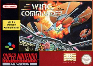 Wing Commander per Super Nintendo Entertainment System