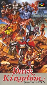 Dark Kingdom per Super Nintendo Entertainment System