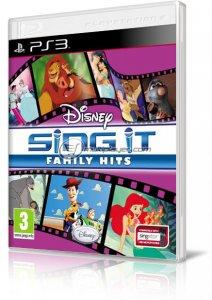 Disney Sing It: Family Hits per PlayStation 3
