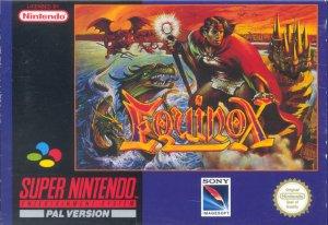 Equinox per Super Nintendo Entertainment System