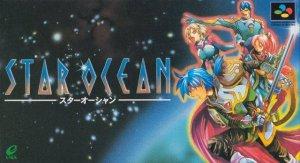 Star Ocean per Super Nintendo Entertainment System