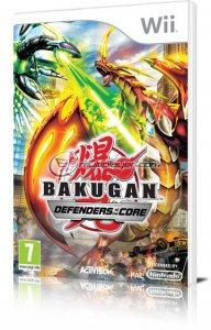 Bakugan: Battle Brawlers - Defenders of the Core per Nintendo Wii