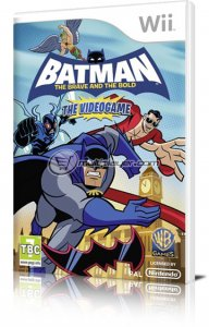 Batman: The Brave and The Bold per Nintendo Wii