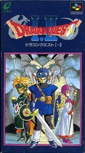 Dragon Quest I & II per Super Nintendo Entertainment System
