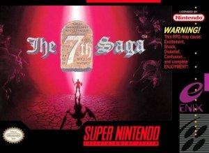 The 7th Saga per Super Nintendo Entertainment System