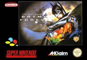 Batman Forever per Super Nintendo Entertainment System