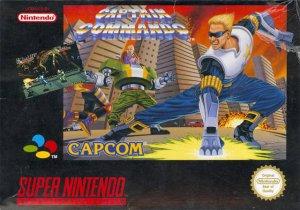 Captain Commando per Super Nintendo Entertainment System