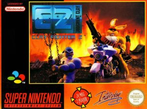 C2 - Clay Fighter 2: Judgment Clay per Super Nintendo Entertainment System
