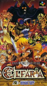 Elfaria: The Isle of the Blest per Super Nintendo Entertainment System